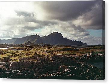 Andenes Canvas Print by Gregory Barger