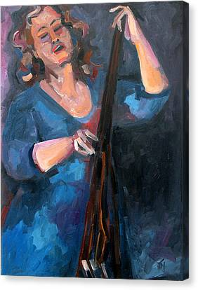 Andrafaye Canvas Print by Jackie Merritt