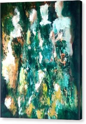 Andrea Beth Carol Diana Canvas Print by Jonn Alver