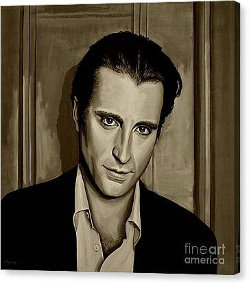 Andy Garcia Canvas Print by Meijering Manupix