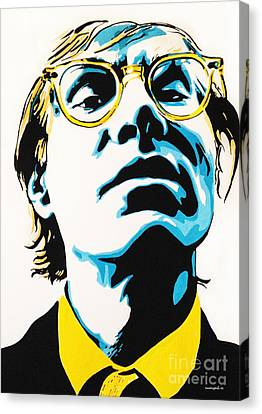 Andy Warhol Part Two. Canvas Print