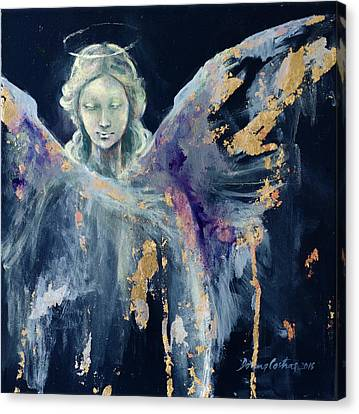 Angel 1 Canvas Print