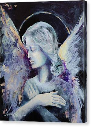 Angel 3 Canvas Print