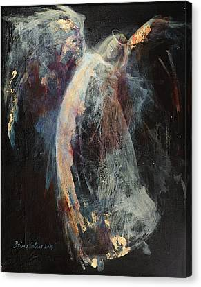 Angel 7 Canvas Print