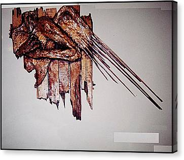 Angel Canvas Print by Paulo Zerbato
