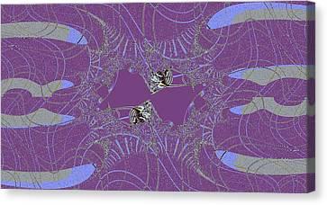 Angelfish Canvas Print by Thomas Smith