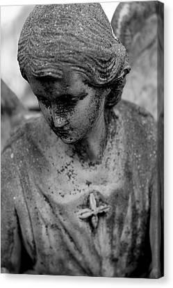 Angels Among Us Canvas Print by Viviana  Nadowski