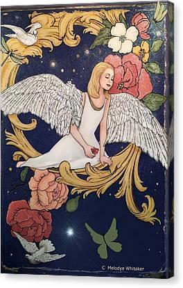 Angels Dream Canvas Print