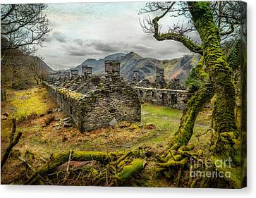 Anglesey Barracks Canvas Print by Adrian Evans