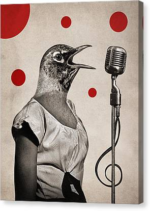 Animal16 Canvas Print by Francois Brumas