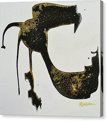 Animalia II Canvas Print by Mary Sullivan