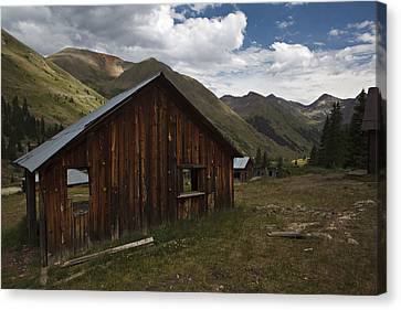 Animas Forks Canvas Print