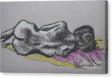 Anna Canvas Print