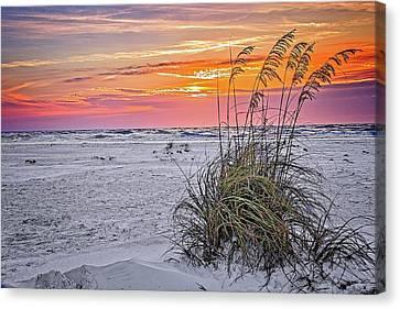 Anna Maria Island Sunset Canvas Print