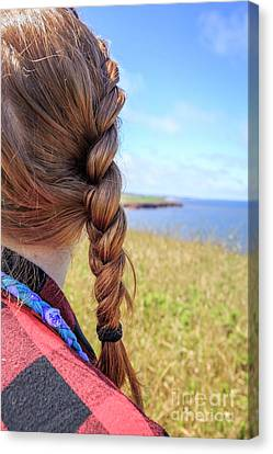 Anne Of Green Gables Prince Edward Island Canvas Print by Edward Fielding