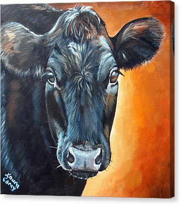 Annie Angus Canvas Print