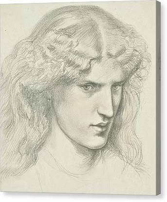 Annie Miller Canvas Print