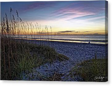 Another Beach Morning Canvas Print