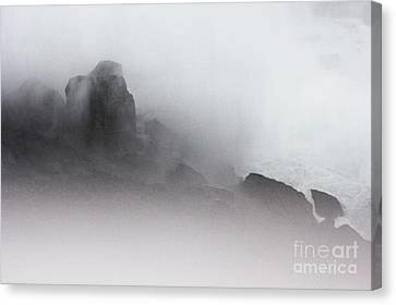Canvas Print featuring the photograph Another World by Dana DiPasquale