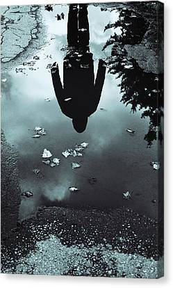 Another World Canvas Print by Art of Invi