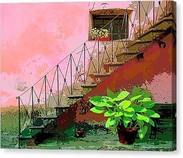 Anticipation Canvas Print by Dominic Piperata