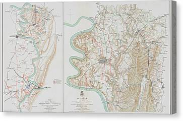 Maryland Canvas Print - Antietam Battleground by Mountain Dreams