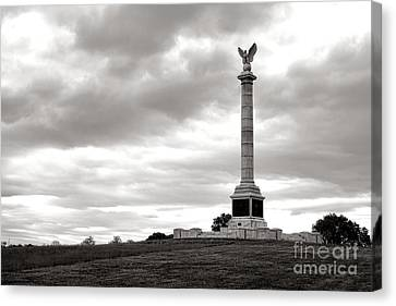 Antietam Canvas Print by Olivier Le Queinec
