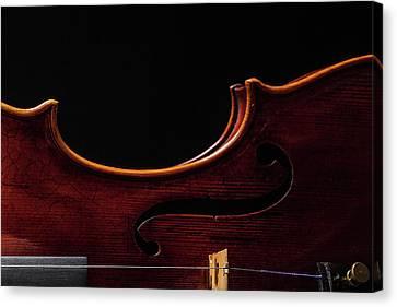 Antique Violin 1732.07 Canvas Print