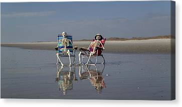 Any Better Than This Canvas Print by Betsy Knapp