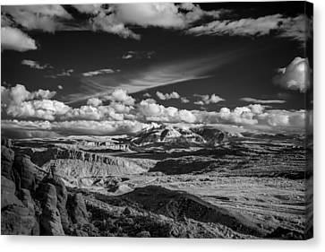 Anyway We See Canvas Print by Jon Glaser