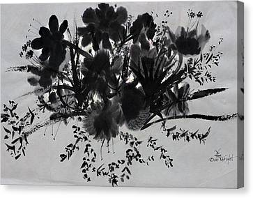 Aplomb Canvas Print by Don  Wright