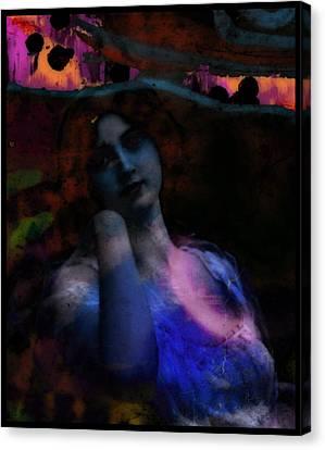 Apocalyptia Canvas Print by Adam Kissel