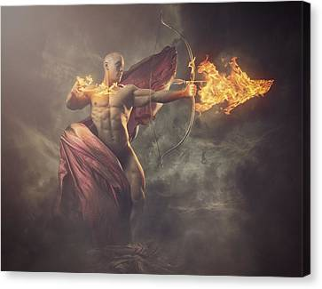 Apollo Canvas Print