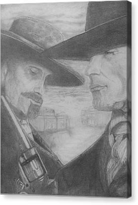 Appaloosa  Canvas Print by Jose Cabral
