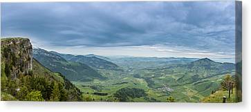 Appenzellerland Canvas Print by Andreas Levi