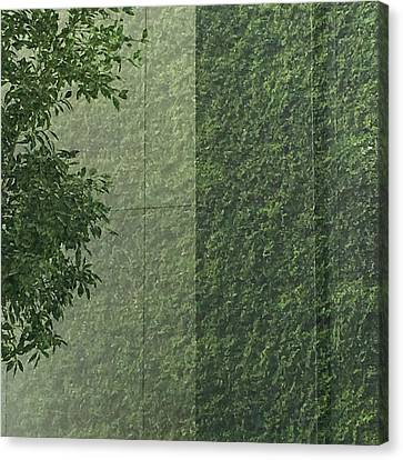 Apple Terrace Canvas Print by Richard Carlton London