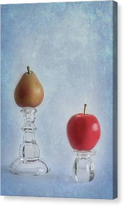 Apples To Pears Canvas Print