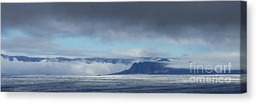 apron in southern Iceland 1 Canvas Print by Rudi Prott
