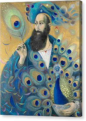 Aquarius Canvas Print by Annael Anelia Pavlova