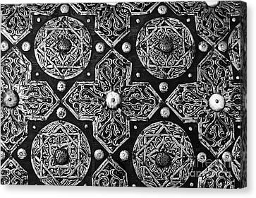 Arabesque Designs Canvas Print by Floyd Menezes