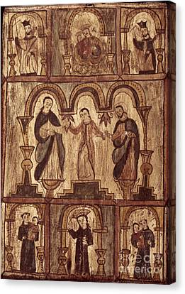 Aragon: Jesus & Disciples Canvas Print by Granger