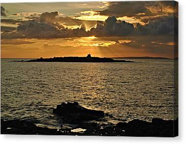 Aran Sunset Canvas Print