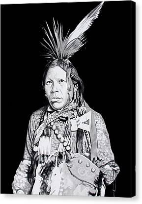 Arapahoe Canvas Print