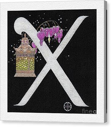 Archangel X Canvas Print by Art By LaRoque