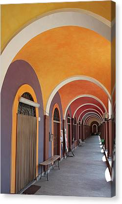 Arches Canvas Print