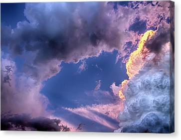 Arches In The Sky Canvas Print by James BO Insogna