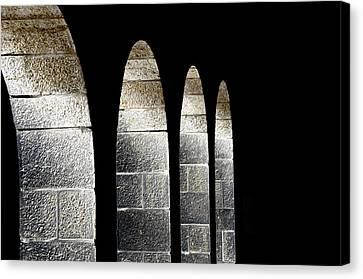 Arches Per Israel Canvas Print by Deb Cohen