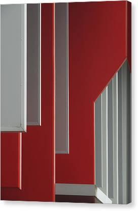 Architectural Rhythms Canvas Print