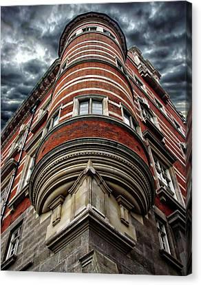 Architectural Wonder Canvas Print