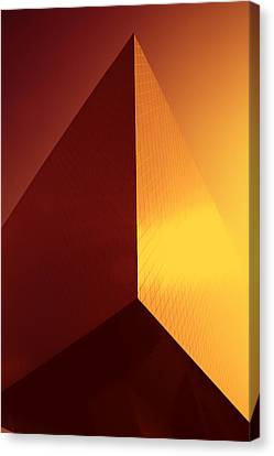 Architecture 3000 Canvas Print